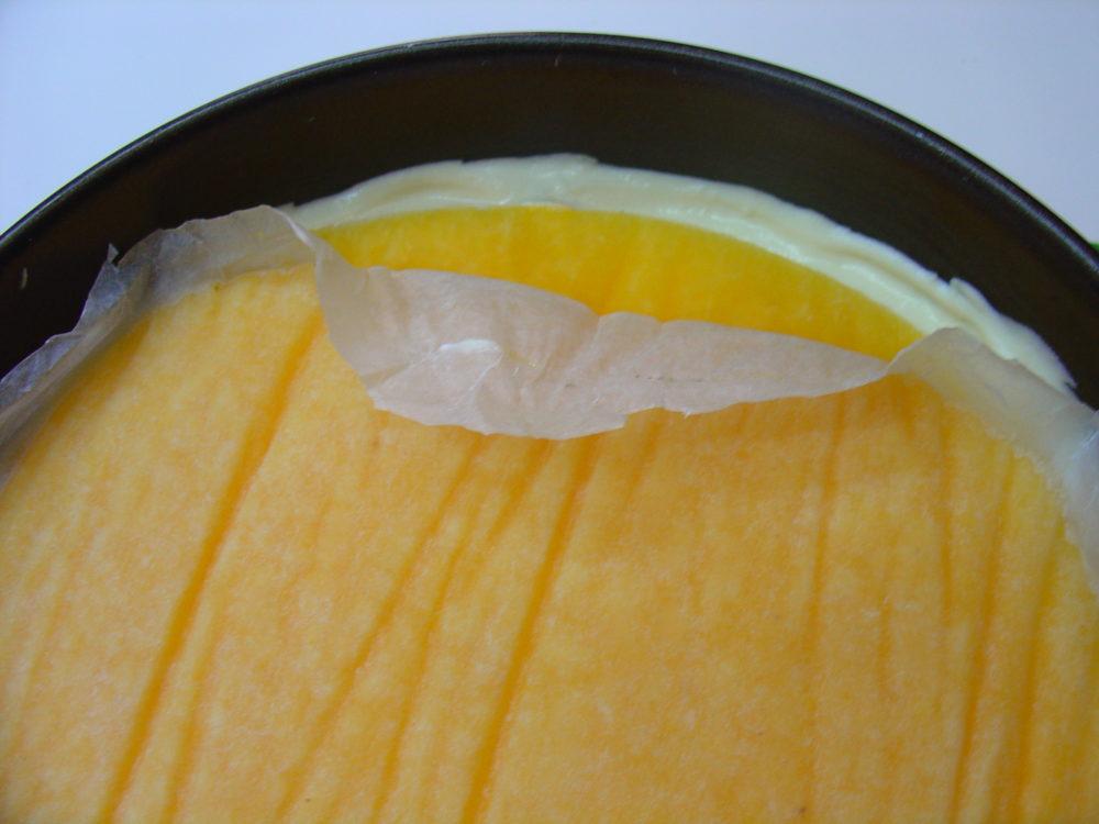 torta fragole e arance