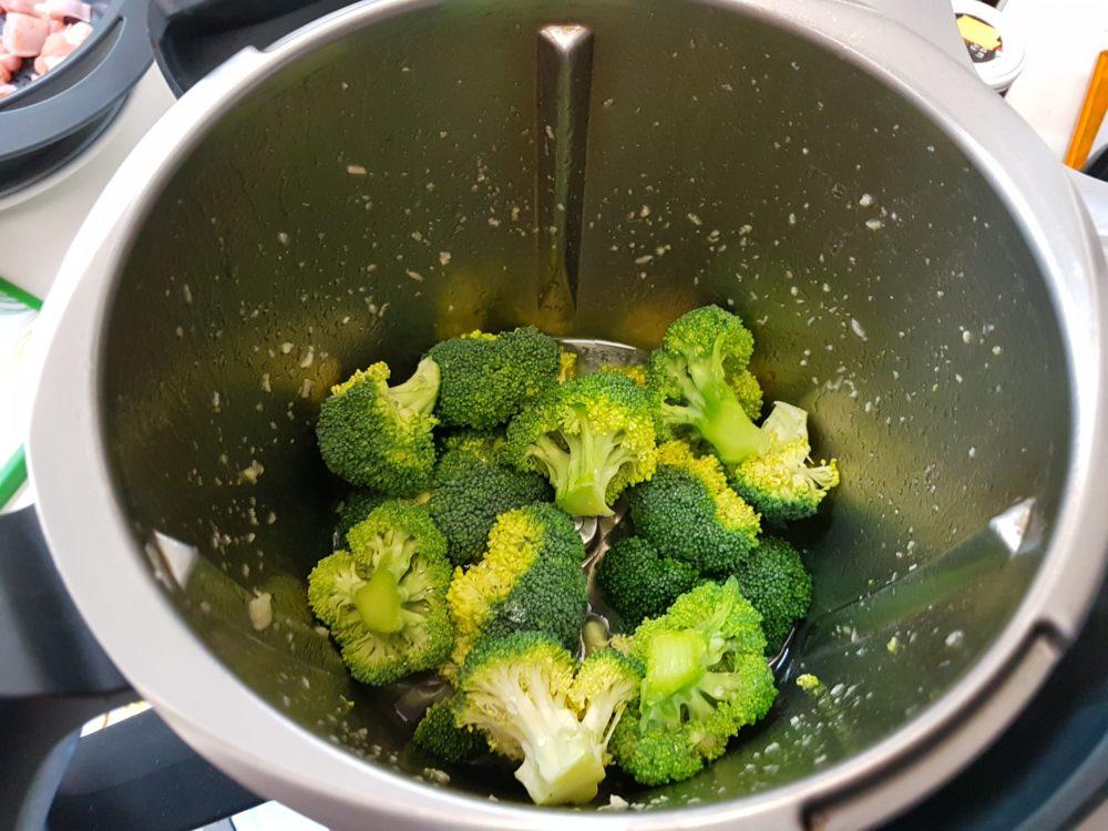 broccoli bimby
