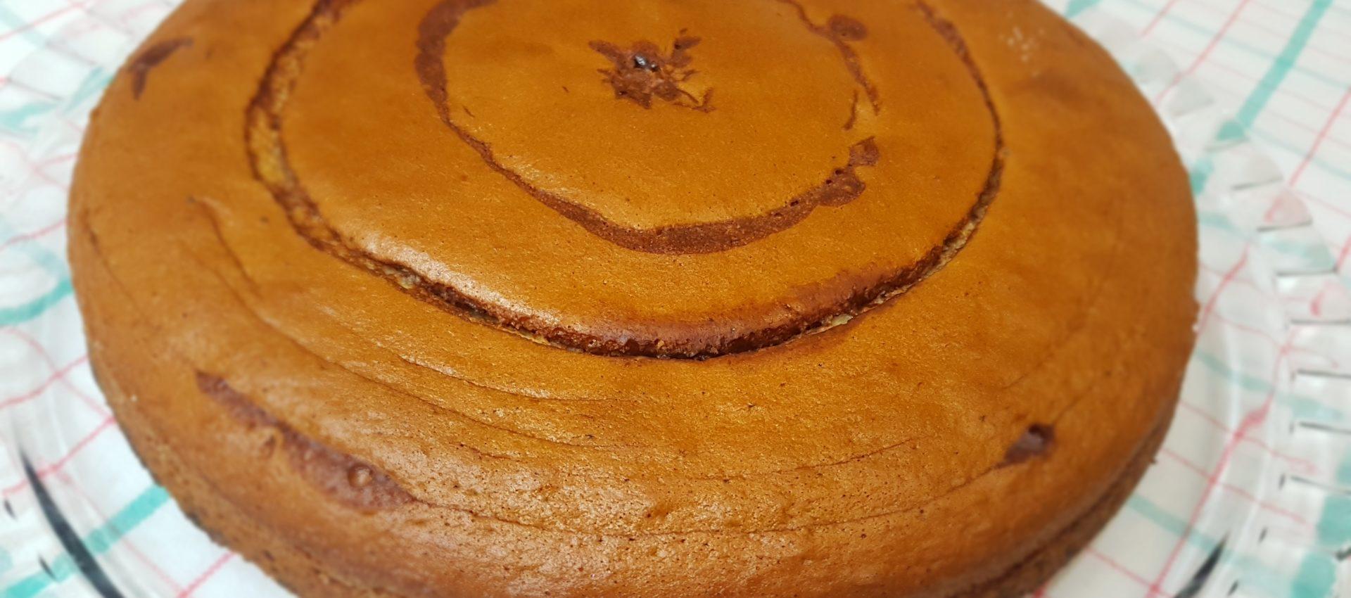 torta nutella bimby