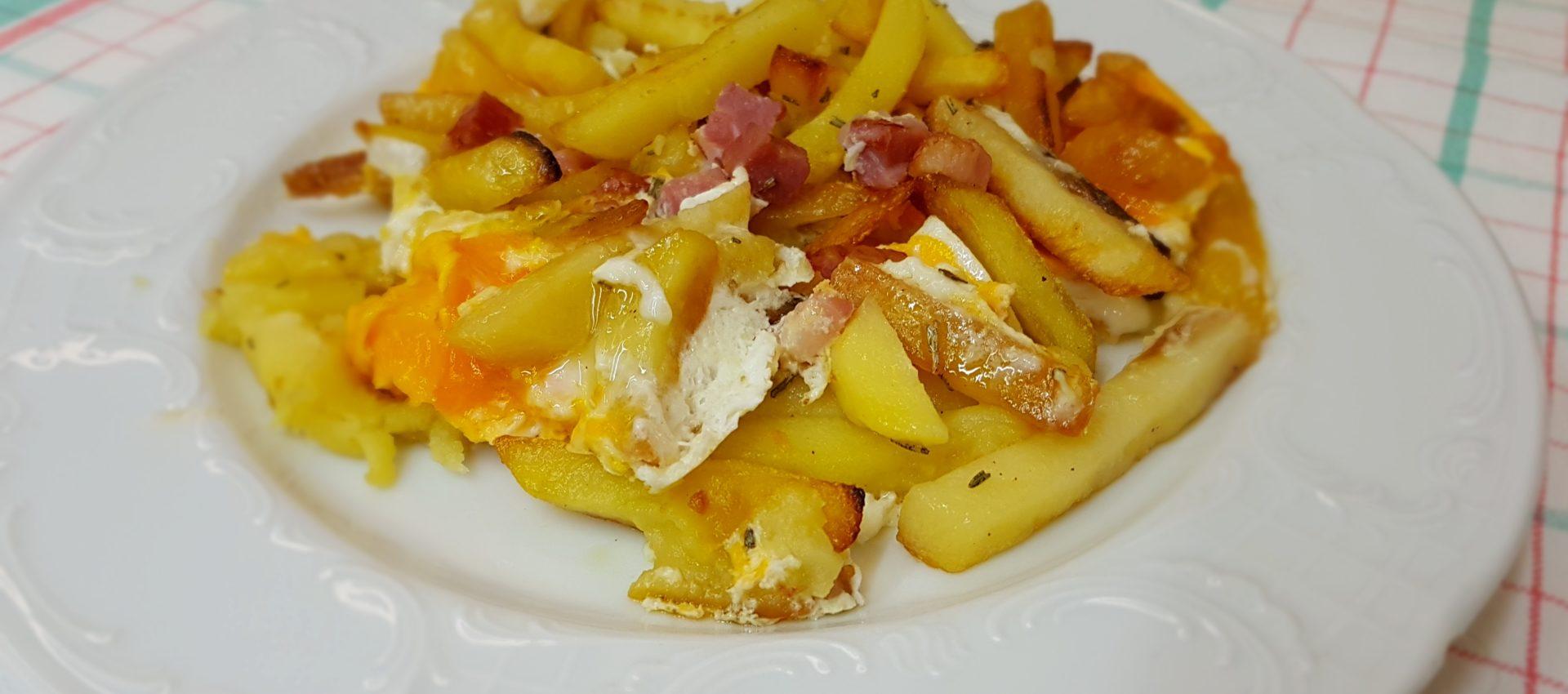 uova e patate