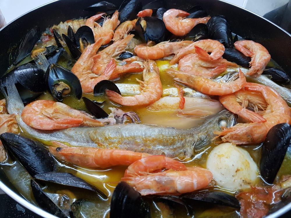 pesce in brodetto