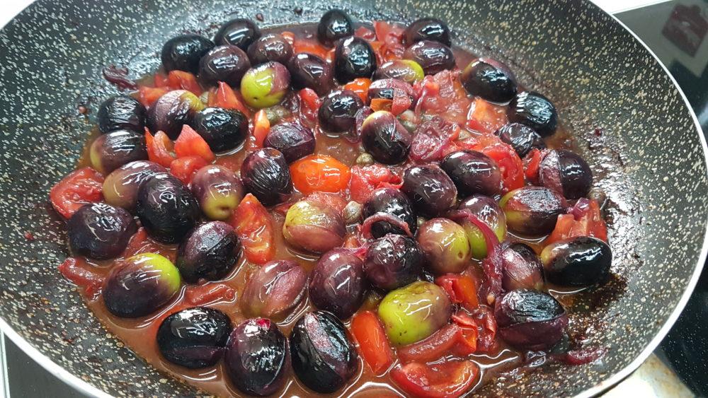 olive nere di Puglia