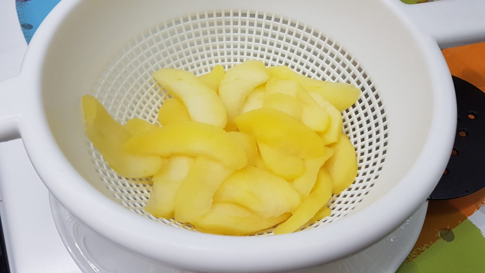mele per sfoglia