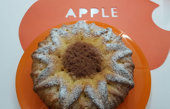 torta bimby con mele