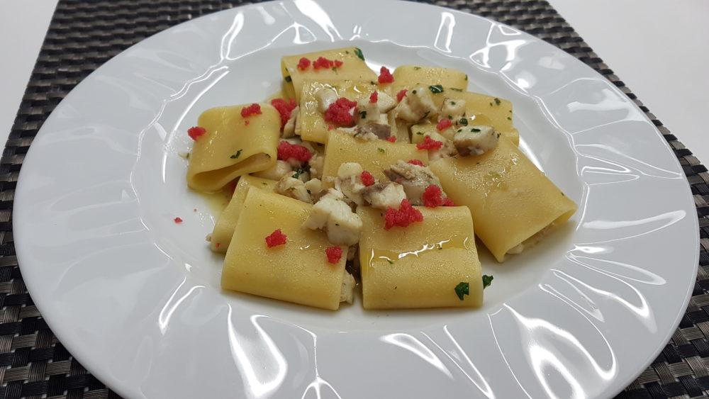pasta con pesce