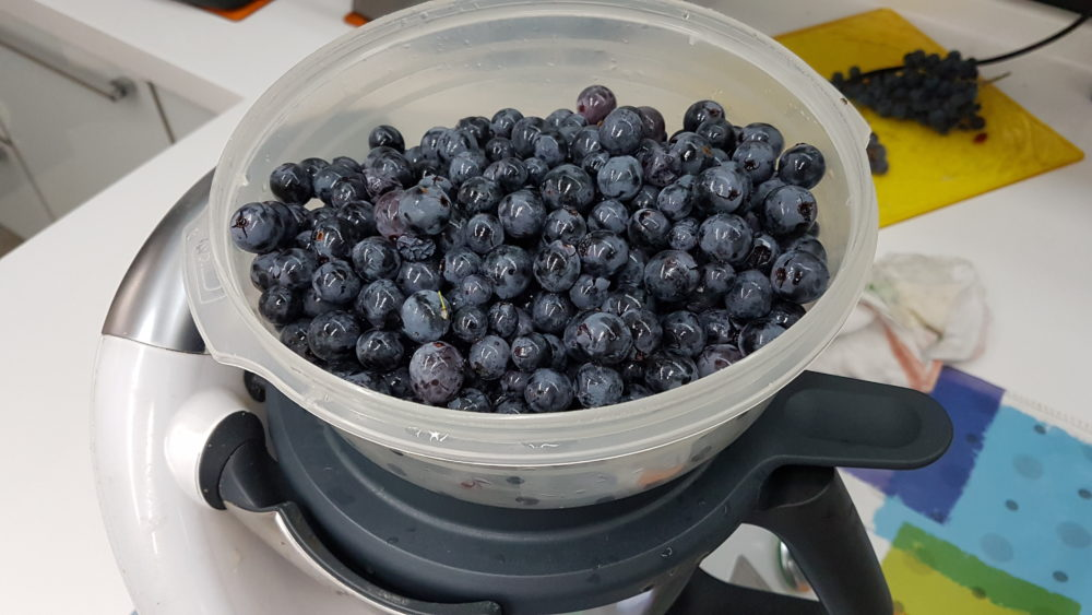 vincotto di uva
