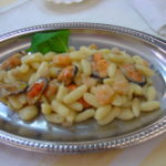 pasta con fagioli e cozze bimby