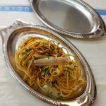 spaghetti ricci e cannolicchi