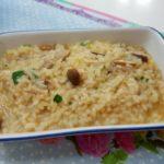 risotto con funghi Cardoncelli