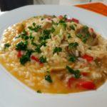 risotto con verdura bimby