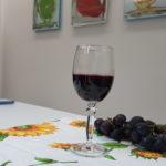 succo d'uva nera