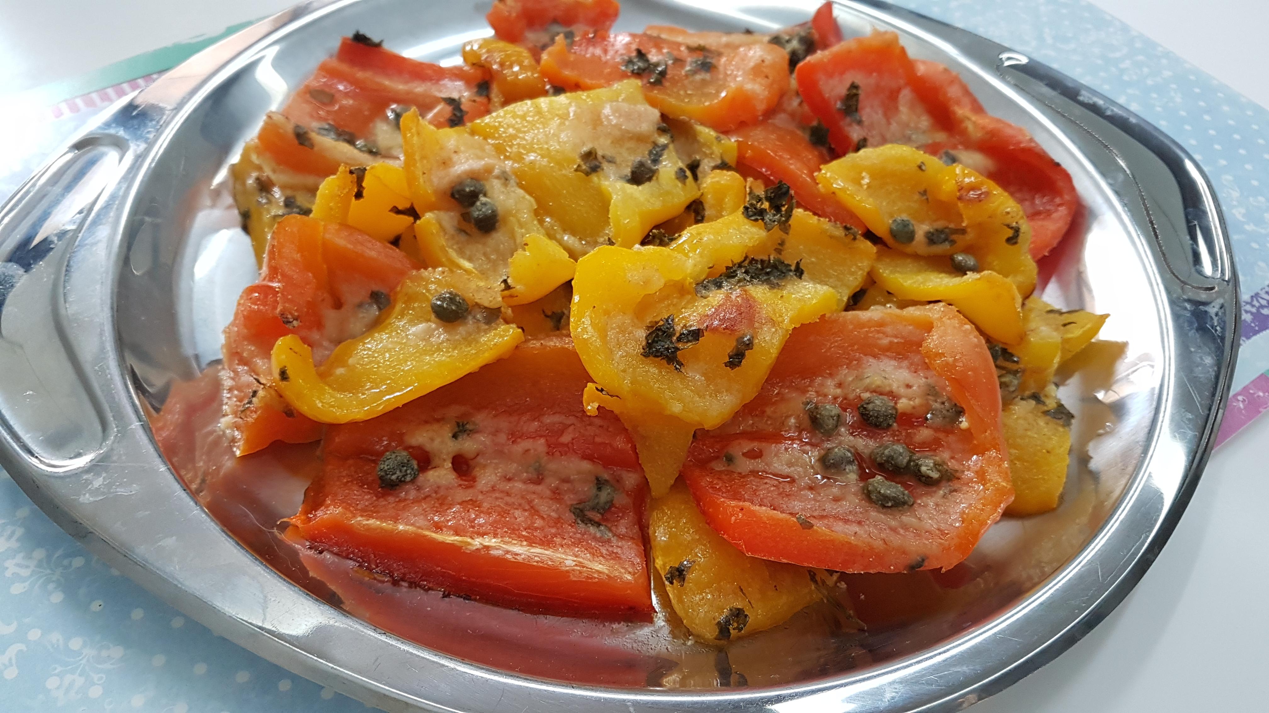 peperoni per antipasto