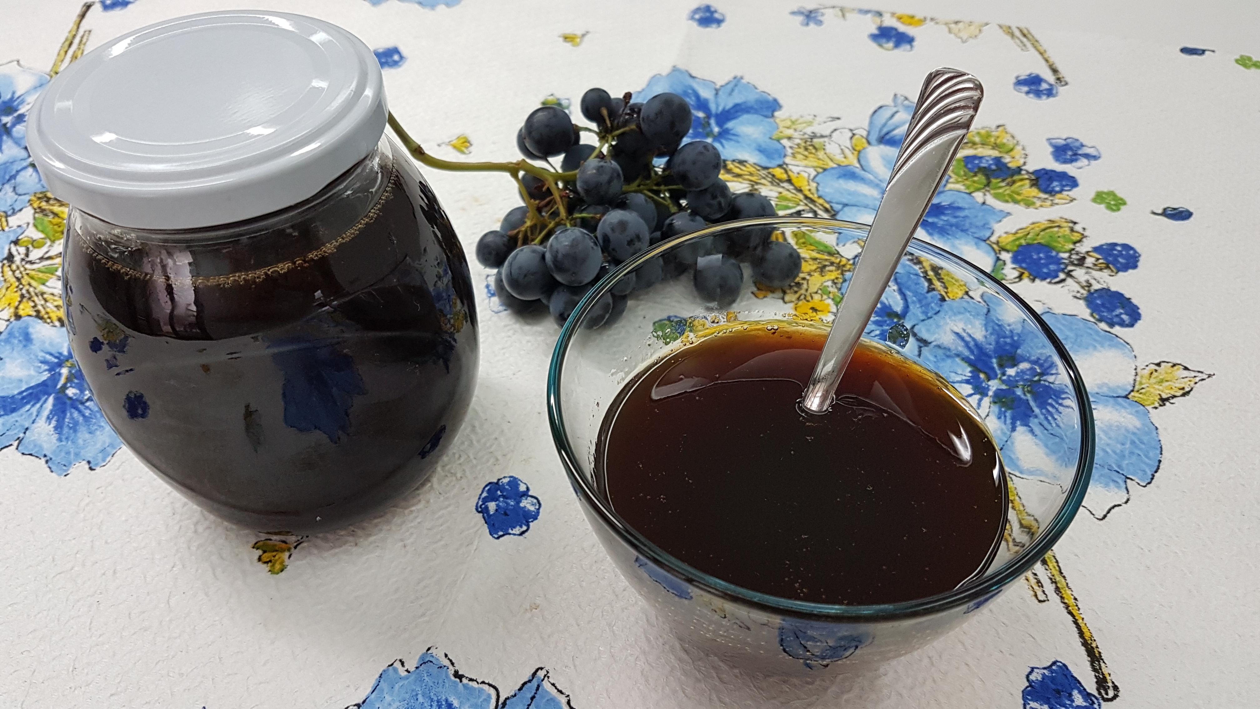 vino cotto di uva bimby